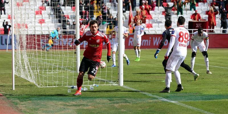 Sivasspor: 2 - 1 Samsunspor / Maç özeti