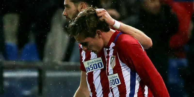 Atletico Madrid son dakikalarda açıldı
