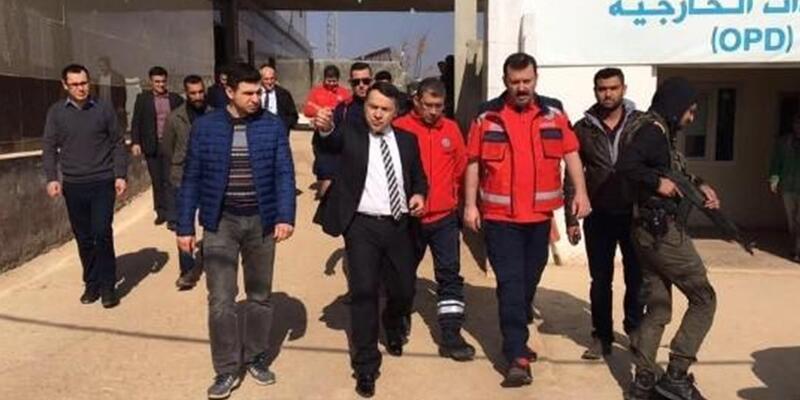 Sağlık Bakanlığı Suriye'ye yeni hastaneler kuracak