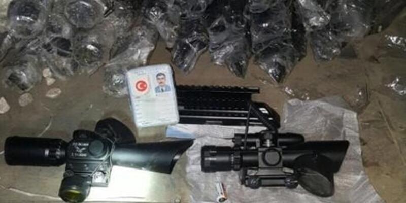 TSK: Şemdinli'de bir araç içerisinde 2 terörist yakalandı