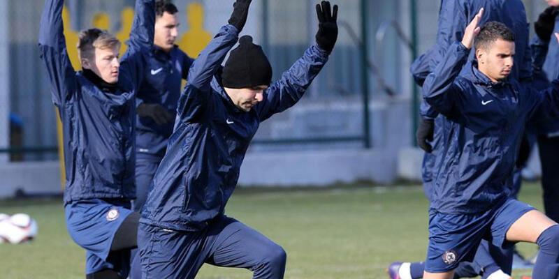 Osmanlıspor Olympiakos'tan korkmuyor