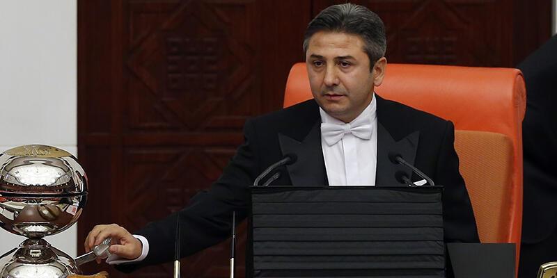 AK Partili TBMM Başkanvekili CHP'li vekilin TRT ile ilgili soru önergesini iade etti