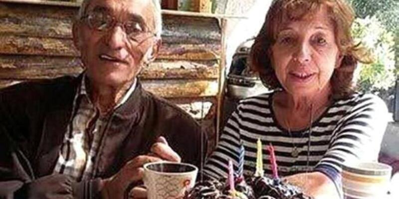 El ele ölüme giden çiftin cenazesine kimse katılmadı