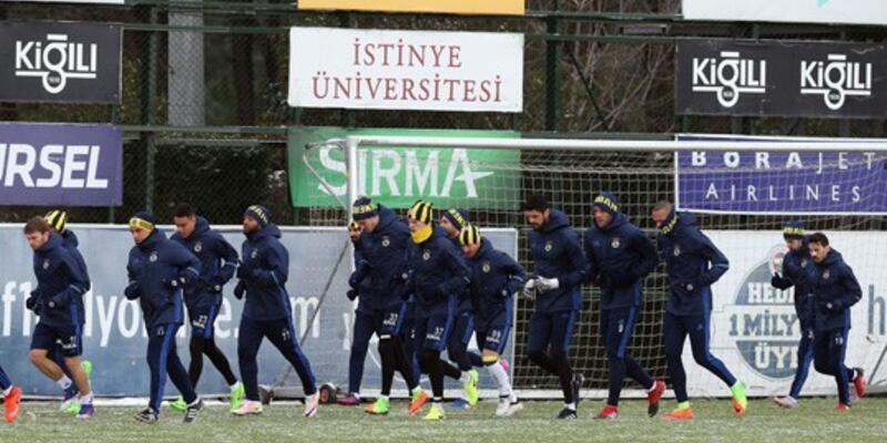Fenerbahçe yarın Rusya'ya uçacak