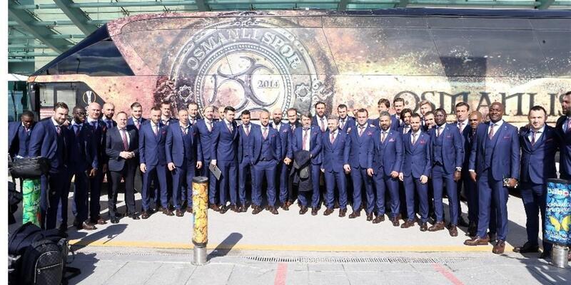 Osmanlıspor Olympiakos maçına milli dava olarak bakıyor