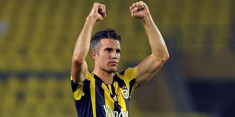 Son dakika.. Robin Van Persie, Krasnodar - Fenerbahçe maçında yok