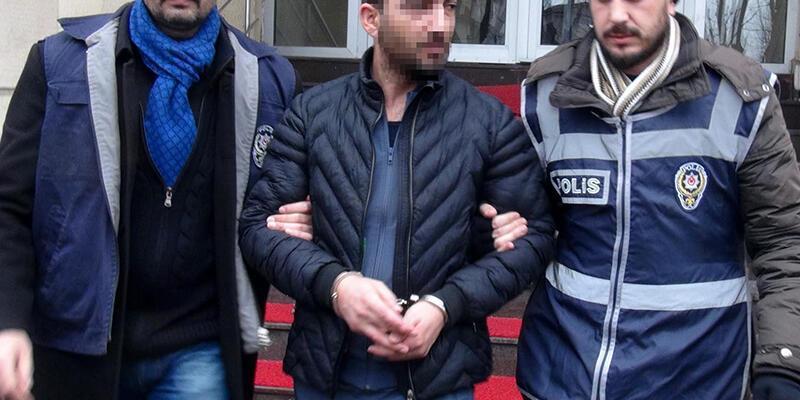 Çıplak fotoğraflarıyla şantajdan gözaltına alındı