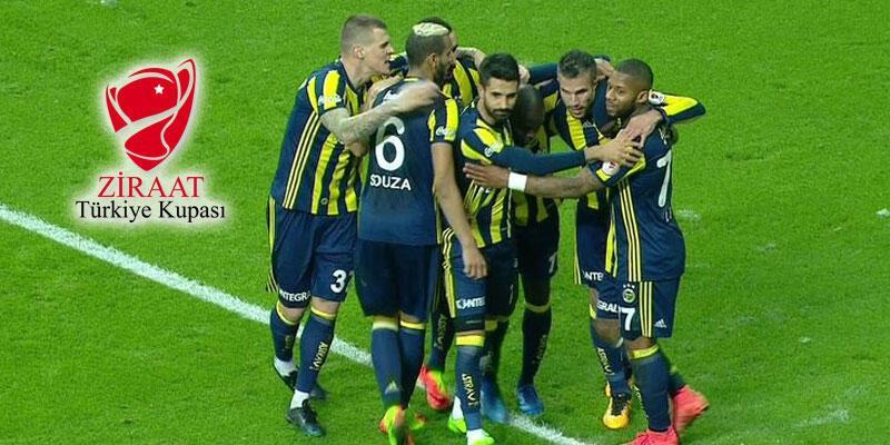 Türkiye Kupası'nda maç programı açıklandı