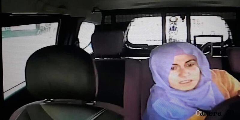 PKK'lı kadın terörist bombayı patlatıp böyle kaçmış