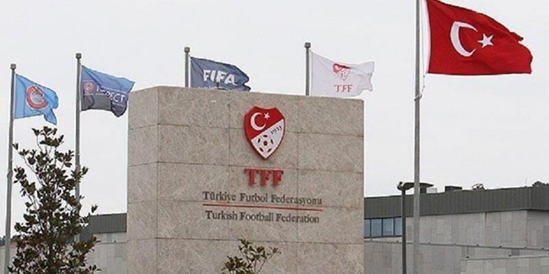 TFF'den Futbol Disiplin Talimatı'nda önemli değişiklik