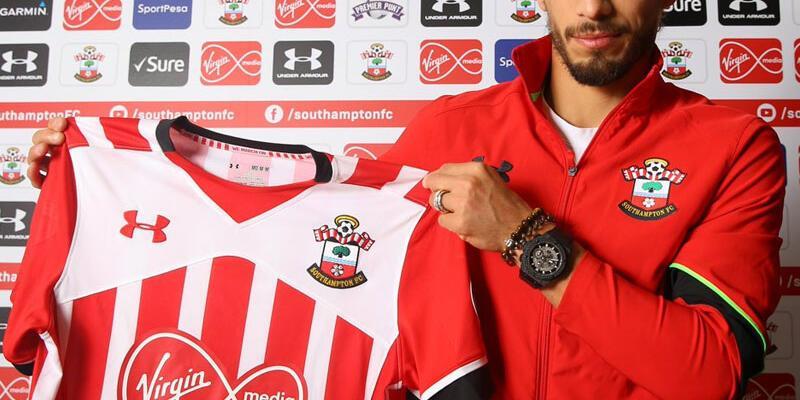 Martin Caceres Southampton'a imza attı