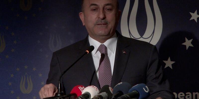 Çavuşoğlu'ndan CHP'ye 'Rum' benzetmesi