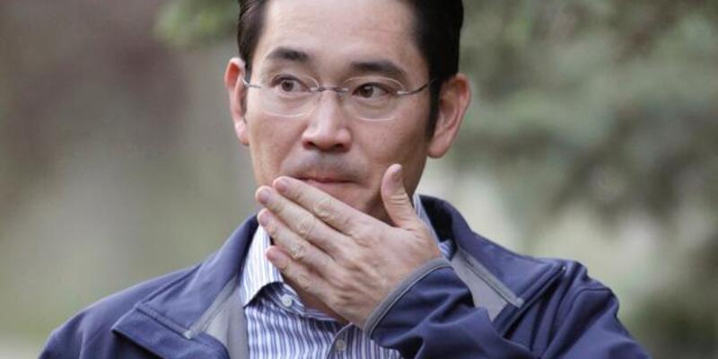Dev şirketin başkan yardımcısı tutuklandı