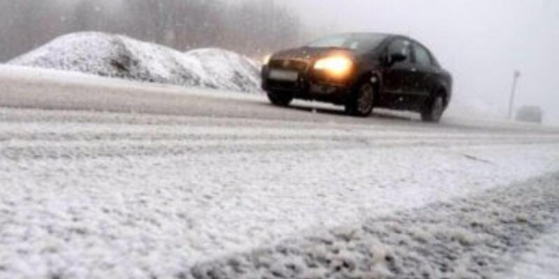 Meteoroloji'den 5 kente buzlanma uyarısı