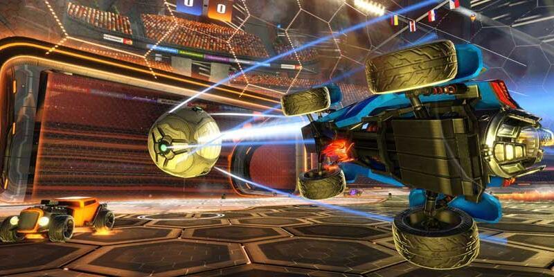 Rocket League ve NBA 2K17, XBL'da bu hafta sonu ücretsiz