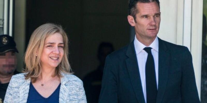 İspanya Kralı'nın ablası aklandı, eniştesine 6 yıl hapis