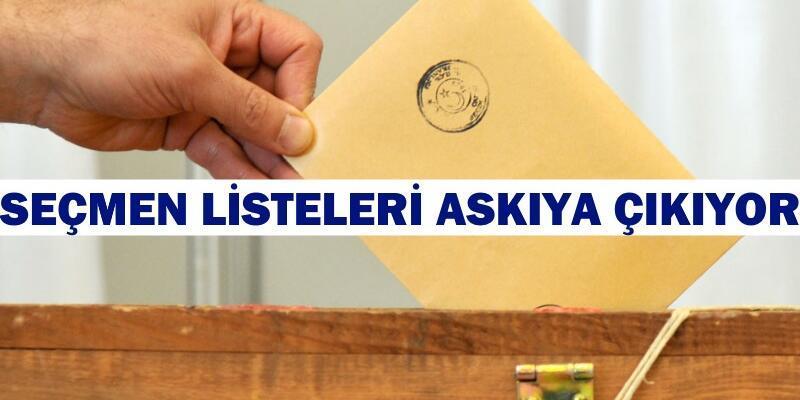 YSK seçmen sorgulama yapacaklar dikkat! Son gün 26 Şubat