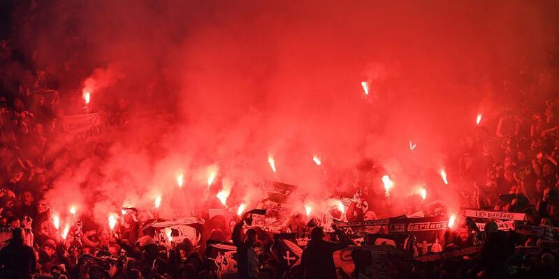 UEFA'dan Saint-Etienne'e soruşturma