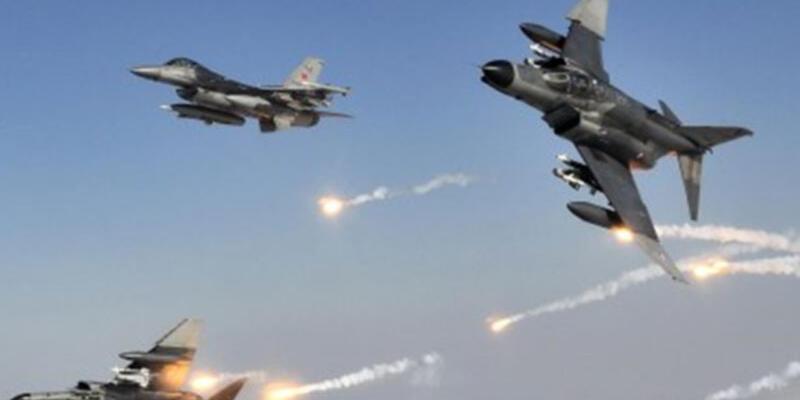 TSK: 12 PKK hedefi imha edildi