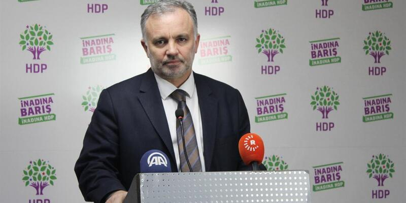 HDP'li Bilgen'in dosyası Ankara'ya gönderildi