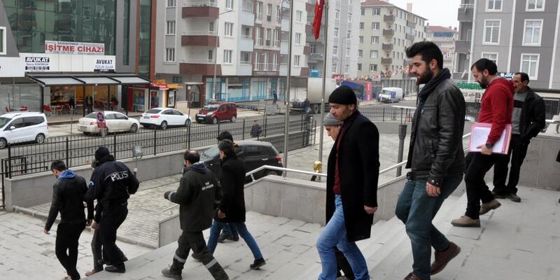 Çerkezköy'de huzur operasyonu: 6 tutuklu