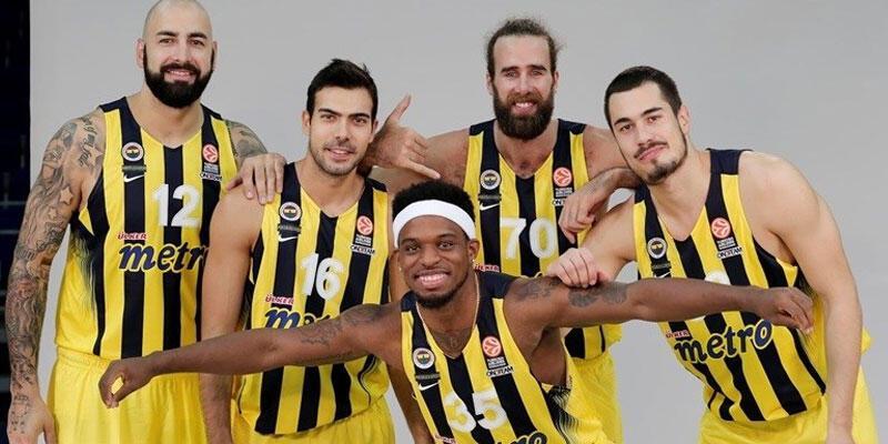 Fenerbahçe basketbolda kapalı gişe
