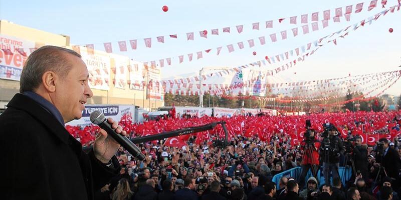 Cumhurbaşkanı Erdoğan: 'Birisi vitrin süsü olur, öbürü icracı'