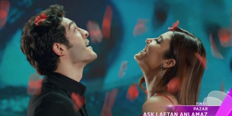 """Aşk Laftan Anlamaz 31. bölüm final fragmanında """"Hayat"""" marka oluyor"""