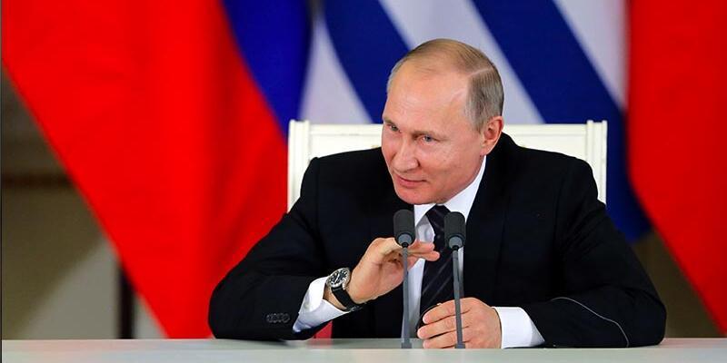 Putin'den kritik Ukrayna kararı