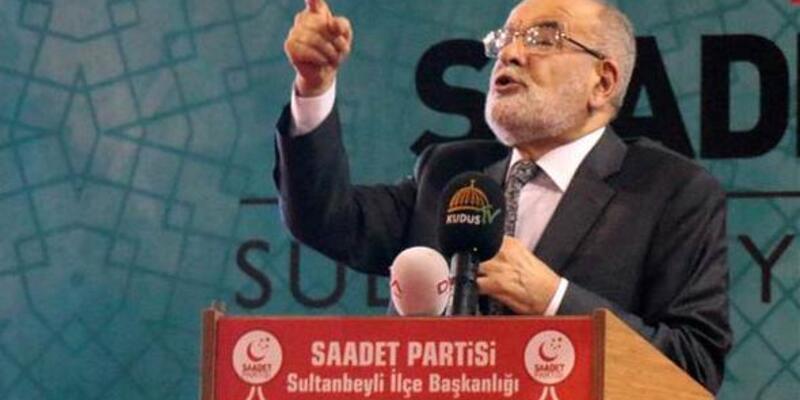 Saadet Partisi'nden referandum açıklaması