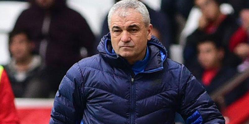 Rıza Çalımbay Antalyaspor tarihine geçti