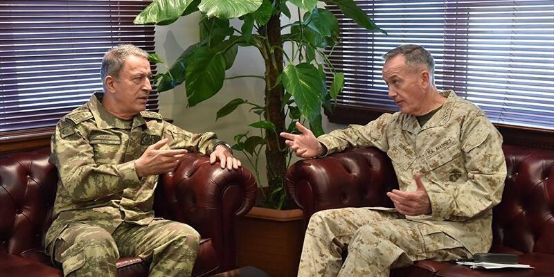 'ABD'den Ankara'ya 'YPG'li Rakka operasyonu' teklifi'