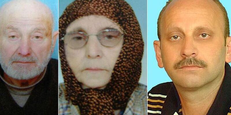 Anne baba katili cezaevinde öldü