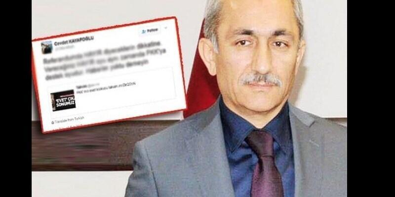 Antalya Cumhuriyet Başsavcı Vekili Cevdet Kayafoğlu hakkında inceleme