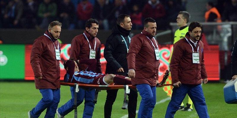Trabzonspor'a Durica'dan kötü haber