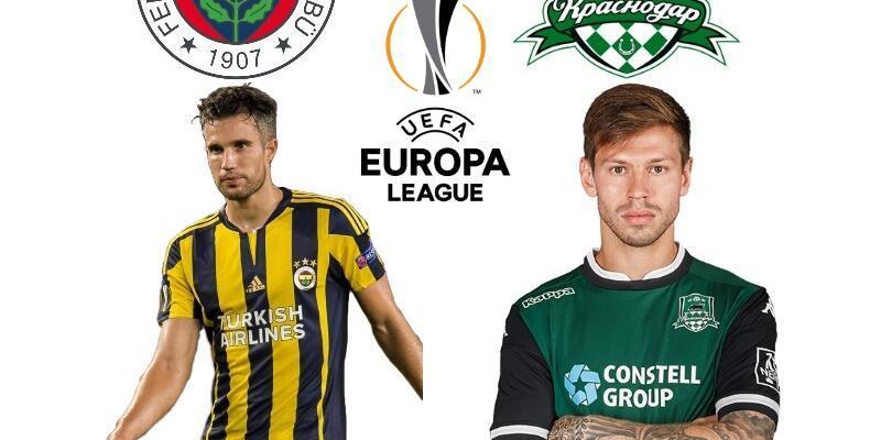 Fenerbahçe Krasnodar hangi kanalda yayınlanıyor? Tivibu Spor izle