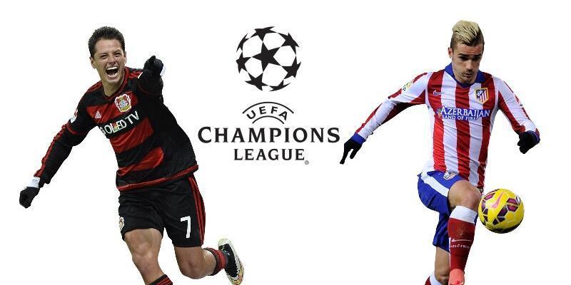 Bayer Leverkusen Atletico Madrid maçı canlı izle   TRT 1 canlı yayın