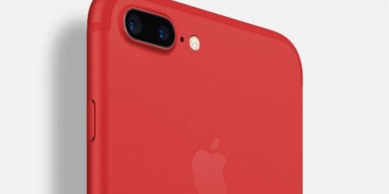 Kırmızı iPhone 7 tanıtılacak