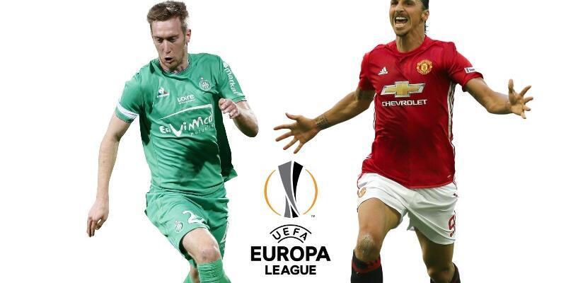 St. Etienne-Manchester United maçı hangi kanalda? | UEFA Avrupa Ligi canlı izle