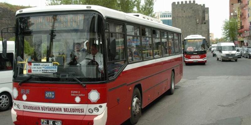 Diyarbakır'da mezarlıklara ücretsiz ulaşım hizmeti