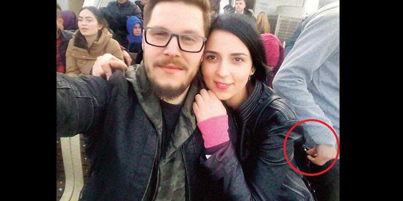 Yankesiciye selfie ile suç üstü!