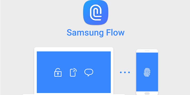 Samsung Flow ile Windows 10'un kilidini parmak izi açmak mümkün olacak!