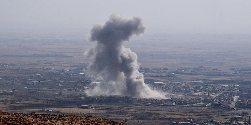 Musul'da İran destekli Haşdi Şabi güçleri ilk defa saldırıya geçti