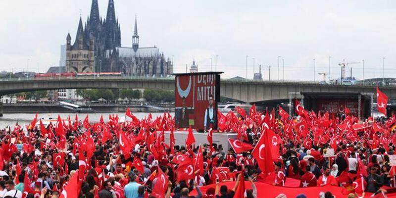 Bild: Erdoğan Mart ayında Almanya'da miting yapacak