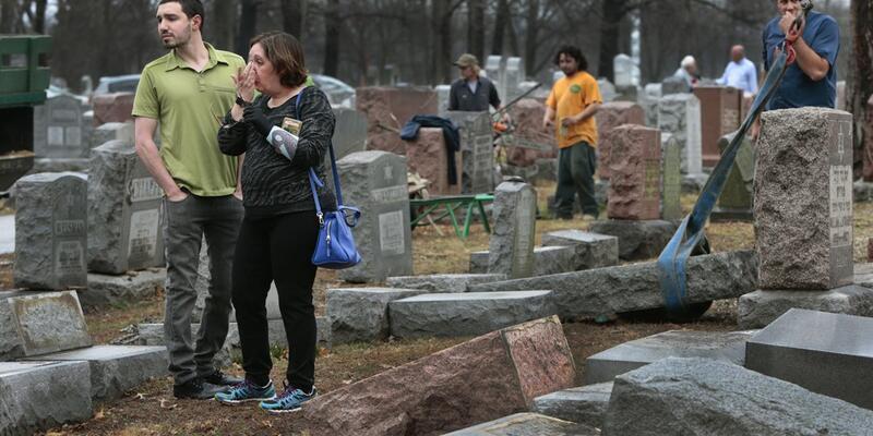 Amerikalı Müslümanlar Musevi mezarlığının tamiri için para topladı