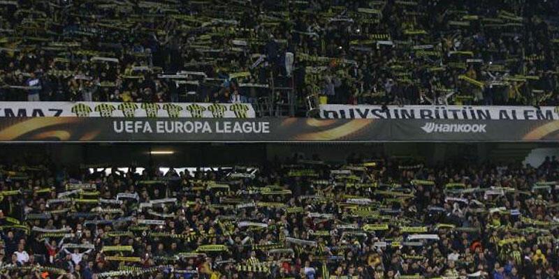 Fenerbahçe taraftarı isyan etti: 'Yönetim istifa' tezahüratı