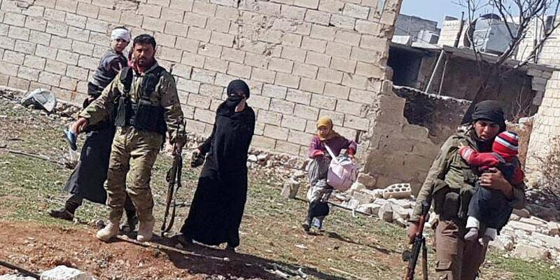 PYD'den köye havanlı saldırı: 5 ölü