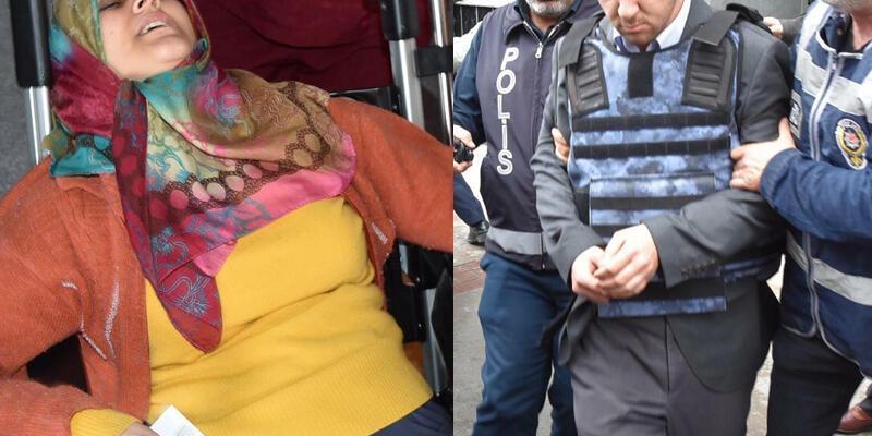 Ahmet'i öldüren üvey babadan korkunç ifade
