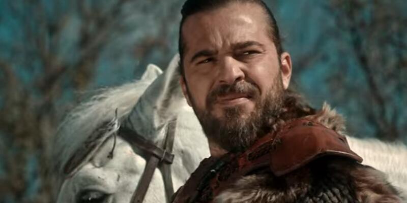 Diriliş Ertuğrul son bölümde Ertuğrul Bey, Aliyar'ı korumaya çalıştı