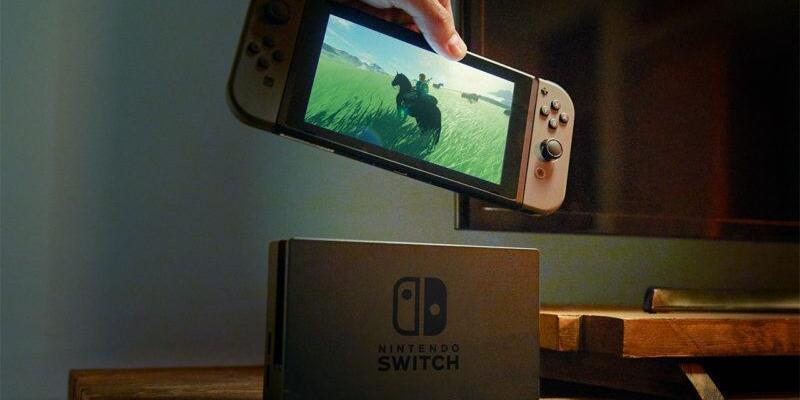 Nintendo Switch kutu açılışı yayınlandı!